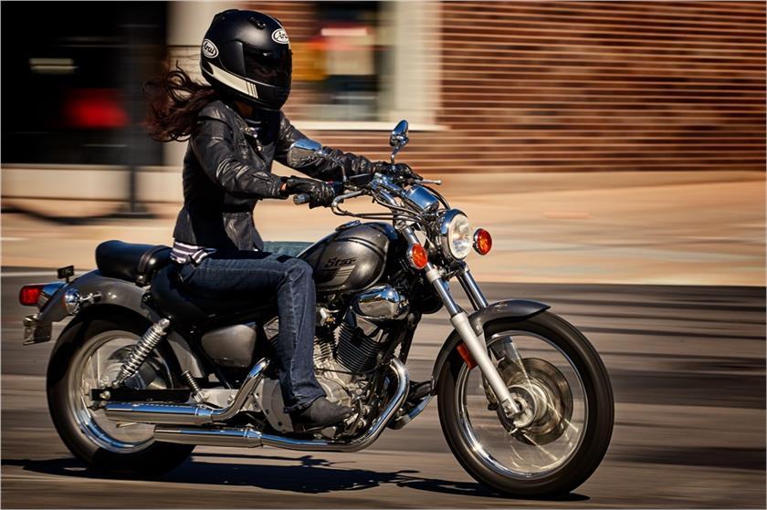 2017 Yamaha V Star 250 Sport Heritage Motorcycle Model Home