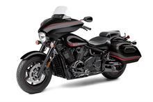 2017 Yamaha V Star 1300 Deluxe - Studio Black