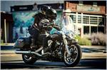 2017 Yamaha V Star 950 Tourer - Action Red