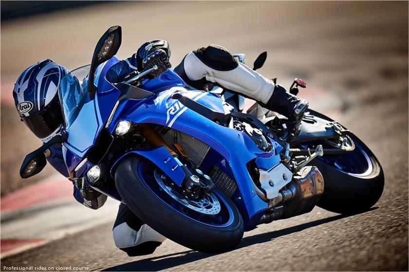 2017 Yamaha YZF-R1 Supersport Motorcycle - Photo, Picture