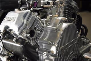 2014 Yamaha MX775V-EFI - Detail