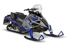2018 Yamaha Sidewinder S-TX DX 137 - Studio Grey