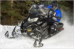 2018 Yamaha Sidewinder S-TX DX 146 - Action Black