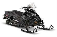 2018 Yamaha Sidewinder S-TX DX 146 - Studio Black