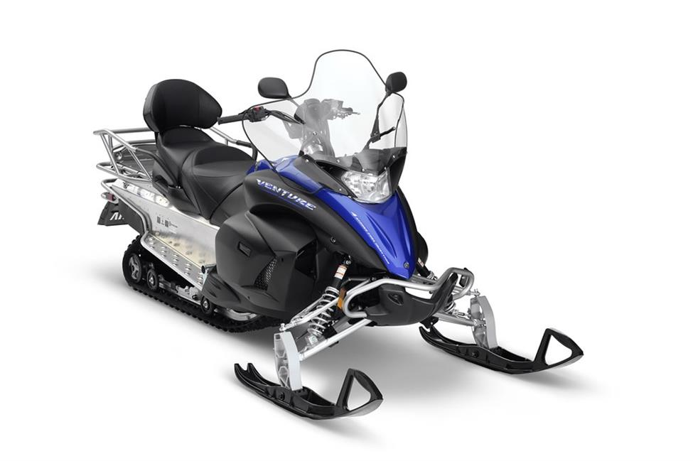 2018 Yamaha Venture MP 2-up Touring Utility Snowmobile - Model Home