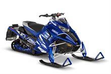 2018 Yamaha Sidewinder L-TX LE - Studio Blue