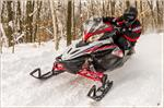 2018 Yamaha Apex LE 50th - Action Red