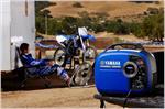 2007 Yamaha EF2000iSv2 - Beauty Blue