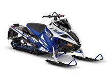 2018 Yamaha Sidewinder M-TX SE 153 - Studio Blue