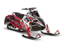 2018 Yamaha Sidewinder R-TX LE 50th - Studio Red