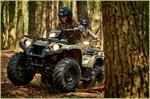 2018 Yamaha Kodiak 700 EPS - Action Camo