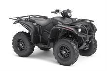 2018 Yamaha Kodiak 700 EPS SE - Studio Black