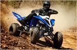 2018 Yamaha Raptor 700R - Action Blue