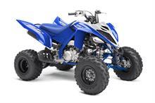 2018 Yamaha Raptor 700R - Studio Blue