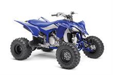2018 Yamaha YFZ450R - Studio Blue
