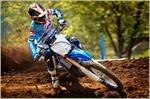 2018 Yamaha YZ125 - Action Blue