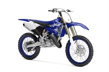 2018 Yamaha YZ125 - Studio Blue