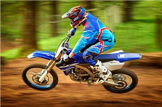 2018 Yamaha YZ250F - Action Blue
