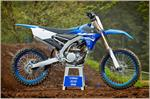 2018 Yamaha YZ250F - Beauty Blue