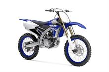 2018 Yamaha YZ250F - Studio Blue