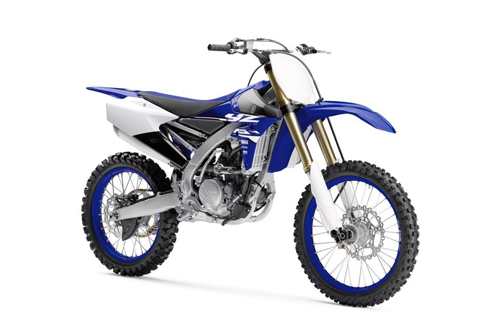 2018 YZ250F Current Offers Highlight Image