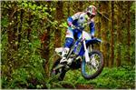 2018 Yamaha YZ250FX - Action Blue
