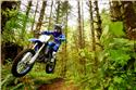 2018 Yamaha YZ250X - Action Blue