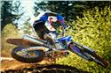 2018 Yamaha YZ450F - Action Blue