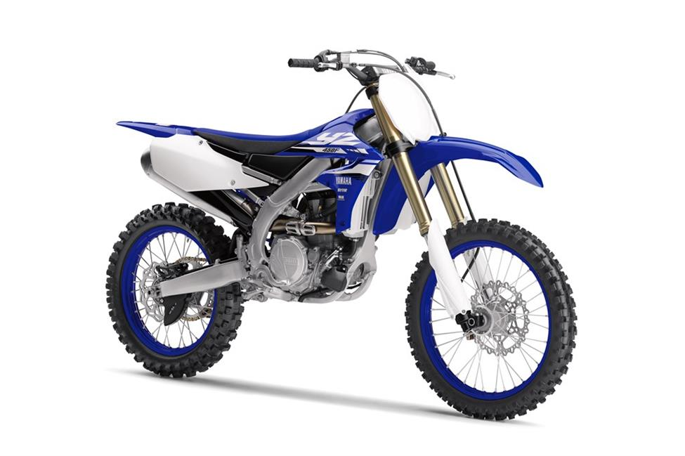2018 YZ450F Current Offers Highlight Image
