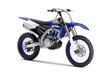 2018 Yamaha YZ450FX - Studio Blue