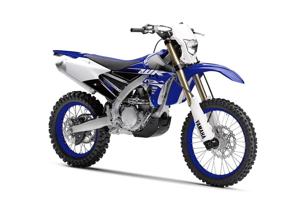 2018 WR450F Current Offers Highlight Image