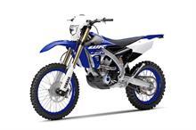 2018 Yamaha WR450F - Studio Blue