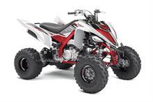 2018 Yamaha Raptor 700R SE - Studio White