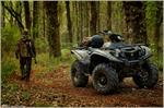 2018 Yamaha Kodiak 700 EPS - Lifestyle Camo