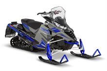 2018 Yamaha SRViper L-TX DX - Studio Grey
