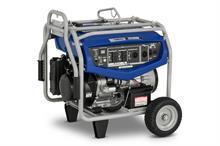 2007 Yamaha EF5500DE/D - Studio Blue