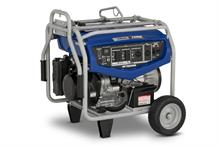 2007 Yamaha EF7200DE/D - Studio Blue