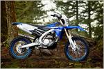 2018 Yamaha WR250F - Beauty Blue