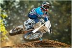 2018 Yamaha YZ250F - Action White