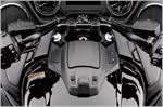 2018 Yamaha Star Eluder - Detail Black
