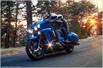 2018 Yamaha Star Eluder - Action Blue