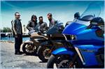 2018 Yamaha Star Eluder - Lifestyle Blue