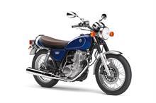 2018 Yamaha SR400 - Studio Blue