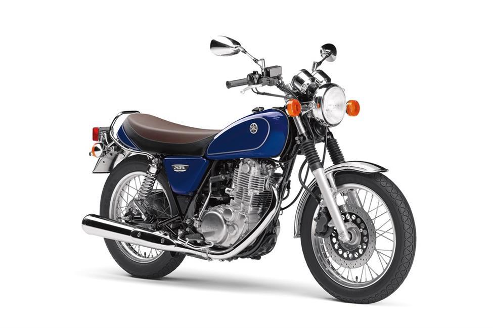 2018 Yamaha SR400 Sport Heritage Motorcycle - Model Home