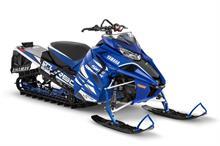 2018 Yamaha Sidewinder M-TX LE 153 - Studio Blue