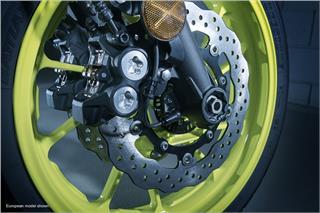 2018 Yamaha MT-07 - Detail