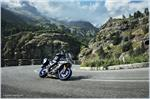 2019 Yamaha Tracer 900 GT - Action