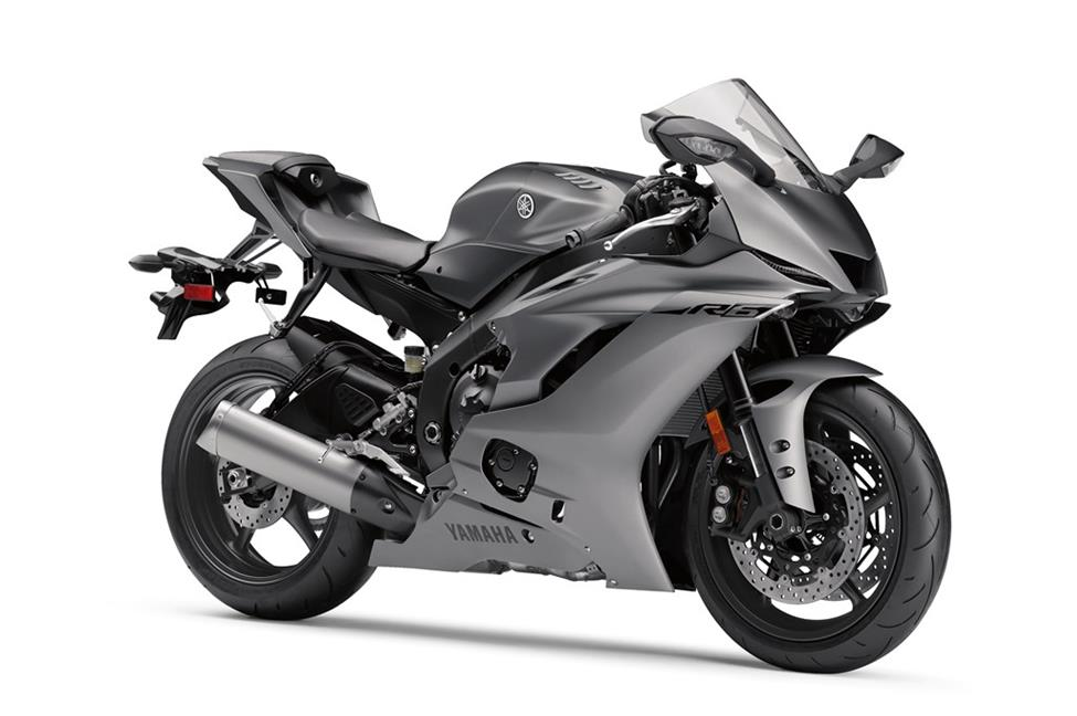 2018 Yamaha YZF-R6 Supersport Motorcycle - Current Offers