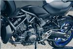 2019 Yamaha NIKEN - Detail Grey