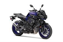 2018 Yamaha MT-10 - Studio Blue